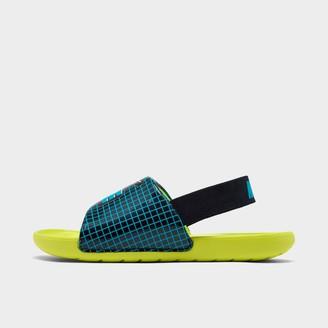 Nike Kids' Toddler Kawa SE Slide Sandals
