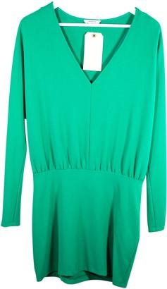 BA&SH Green Polyester Dresses