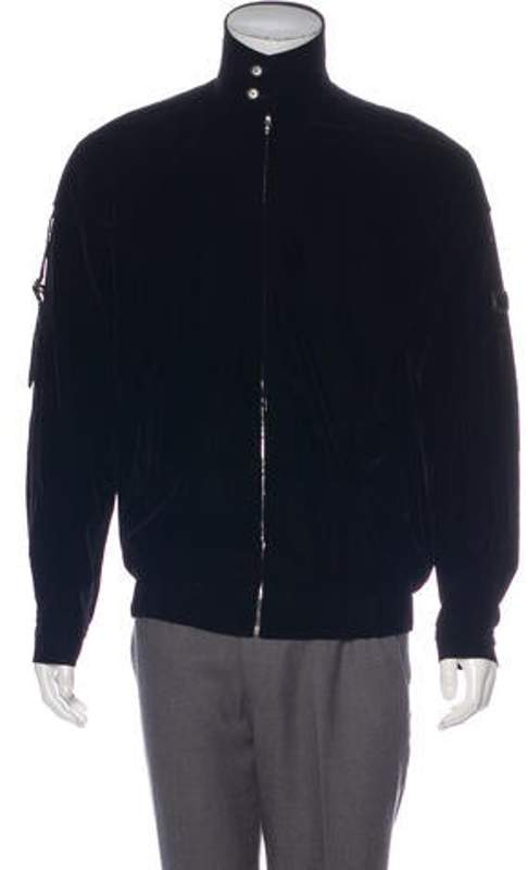 Number Nine Number (N)ine Velvet Bondage Jacket black Number (N)ine Velvet Bondage Jacket