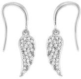 KC Designs Diamond Angel Wing Earrings