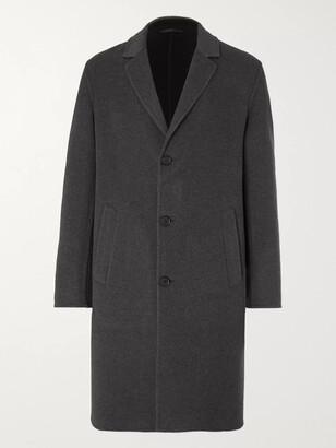 Mr P. Double-Faced Splitable Virgin Wool-Blend Coat - Men - Gray