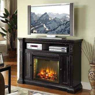 Legends Furniture Manchester TV Stand for TVs up to 65 inches with Fireplace Included Legends Furniture