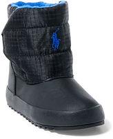 Ralph Lauren Gabriel Quilted Nylon Boot