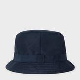 Paul Smith Men's Navy Swim Bucket Hat