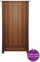 Milano 2-Door, 1-Drawer Wardrobe