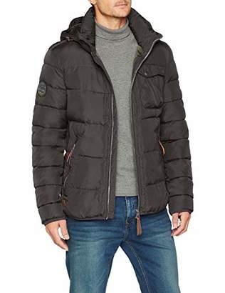 Camel Active Men's 420800/8X23 Jacket, Green/Blue Gradient 99, (Size: 102)