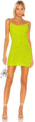 Alice + Olivia Harmie Sequin Mini Dress
