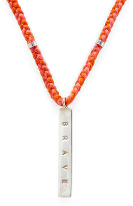 Firth Brave Id Necklace