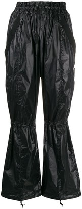 A-Cold-Wall* Straight-Leg Cinched-Knee Trousers