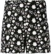 Giambattista Valli embroidered shorts - women - Silk/Cotton/Polyamide/Polyester - 40