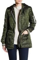 BCBGeneration Quilted Anorak