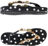 Dolce & Gabbana Toe strap sandals - Item 11365816