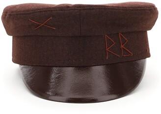 Ruslan Baginskiy Monogram Baker Boy Hat