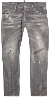 DSQUARED2 Slim Biker Jeans