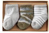 Mud Pie Infant Little Deer 3-Pack Socks