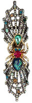 Betsey Johnson Skeletons After Dark Spider Ring