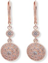 Anne Klein Stunning Stones Drop Earrings