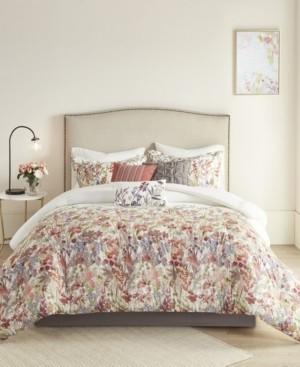 Madison Home USA Mariana 7 Piece California King Comforter Set Bedding