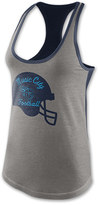 Nike Women's Tennessee Titans NFL Helmet Tri-Blend Tank