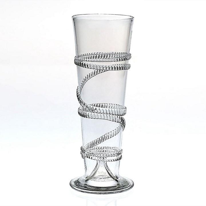 """Juliska Hanna"""" Glass Vase"""