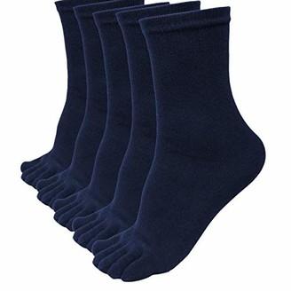 Doldoa Socks Unisex 10-Pack Socks Sale Bamboo Fiber Ultra-thin Elastic Silky Short Silk Stockings(Black)