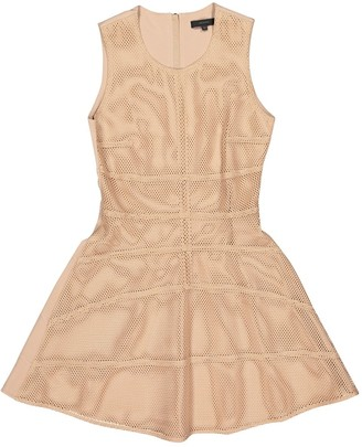 Belstaff Beige Polyester Dresses