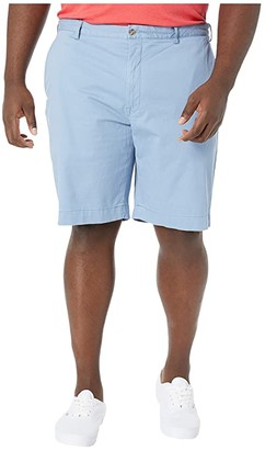 Polo Ralph Lauren Big & Tall Big Tall Stretch Chino Shorts (Channel Blue) Men's Shorts