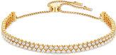 Swarovski Pavé Crystal Slider Bracelet