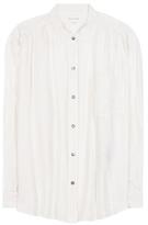 Etoile Isabel Marant Isabel Marant, Étoile Lixy cotton and silk blouse