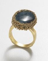 Kendra Scott Baltic Blue Adjustable Cocktail Ring