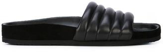 Isabel Marant ribbed slide sandals
