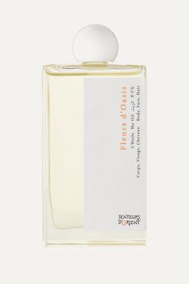 SENTEURS D'ORIENT + Net Sustain Fleurs D'oasis Body Oil, 75ml - one size