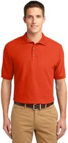 Port Authority Men's Tall Silk Touch Polo LT