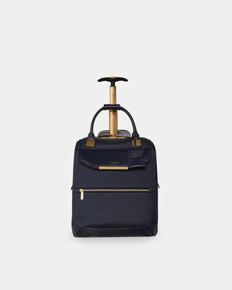 Ted Baker LUGSO Metallic trim travel bag