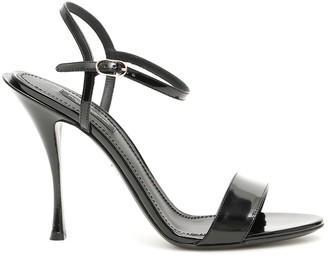 Dolce & Gabbana Keira Calfskin Sandals