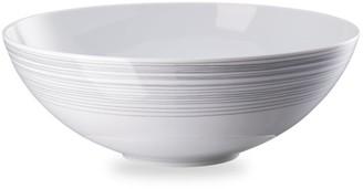 Rosenthal TAC Stripes 2.0 Porcelain Vegetable Bowl