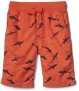 Gap Pull-on twill shorts