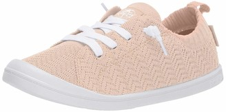 Roxy Women's Bayshore Knit Slip On Fashion Sneaker
