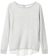Little Karl Marc John Sale - Melty Wings Cashmere Jumper