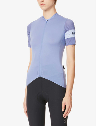 Rapha Pro Team Flyweight logo-print stretch-jersey top