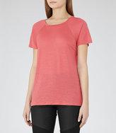 Reiss Tamara Jersey T-Shirt