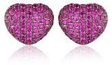 Theo Fennell Ruby 'Art Earrings