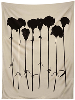 DENY Designs Carnations Tapestry by Garima Dhawan