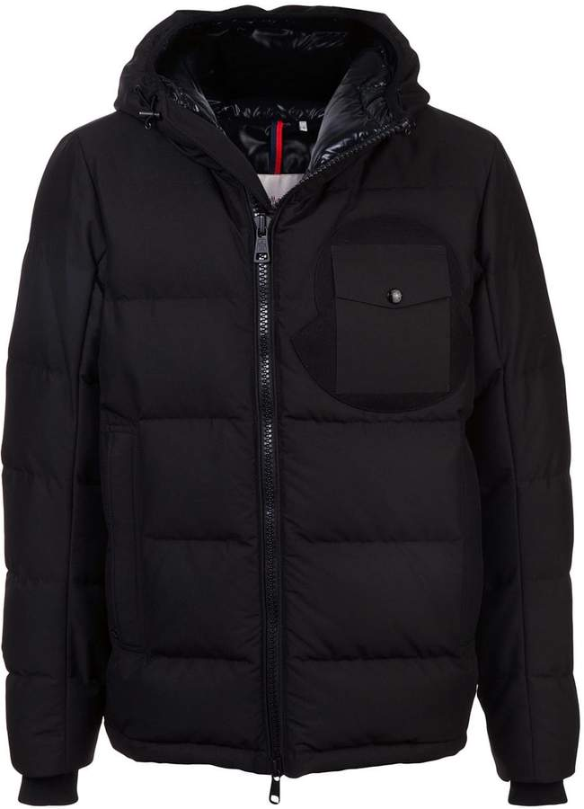 0b9aa5433 fitted puffer jacket
