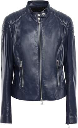 Belstaff Mollison Quilted Leather Biker Jacket