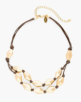 Chico's Natalia Multi-Strand Necklace