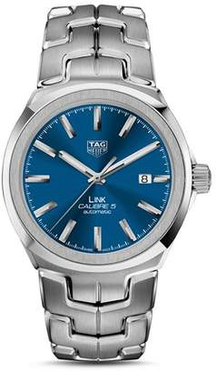 Tag Heuer Link Watch, 41mm