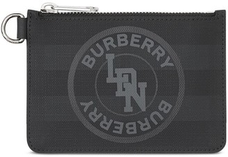 Burberry Graphic Logo Coin Case