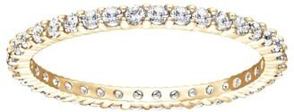 Swarovski Vittore Ring - White - Gold-tone