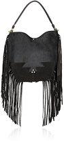 Jerome Dreyfuss Women's Mario Bucket Bag-BLACK